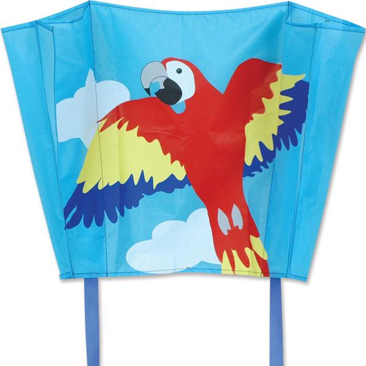 Macaw Big Back Pack Sled Kite