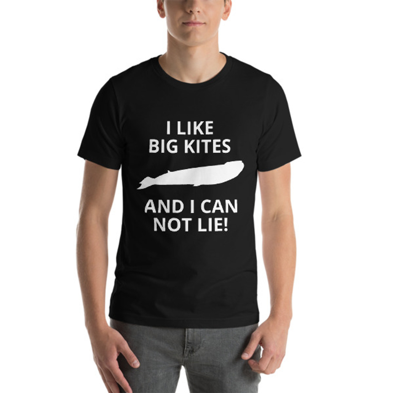 """I Like Big Kites and I Can Not Lie!' T-Shirt"