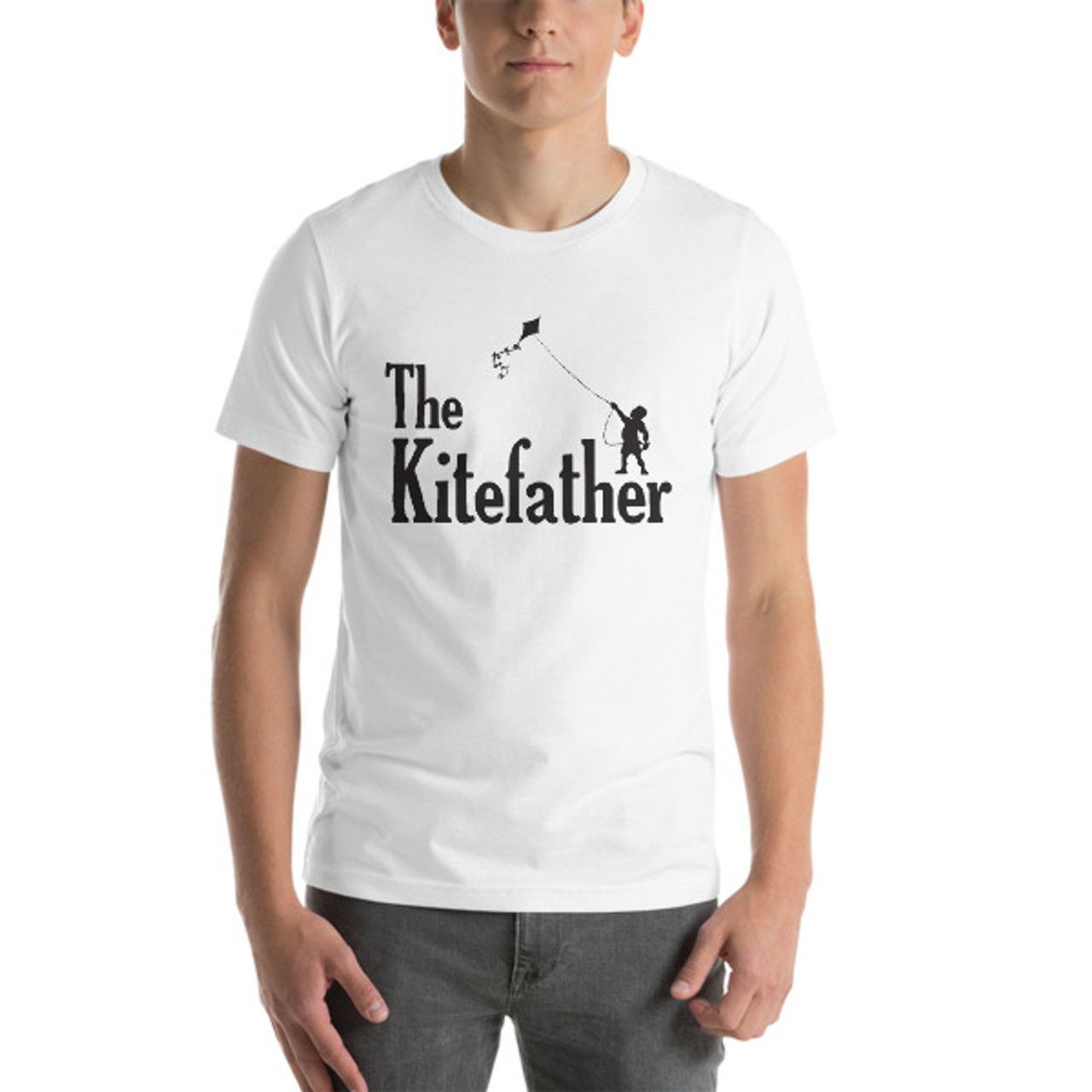 """""""The Kitefather"""" T-Shirt"""