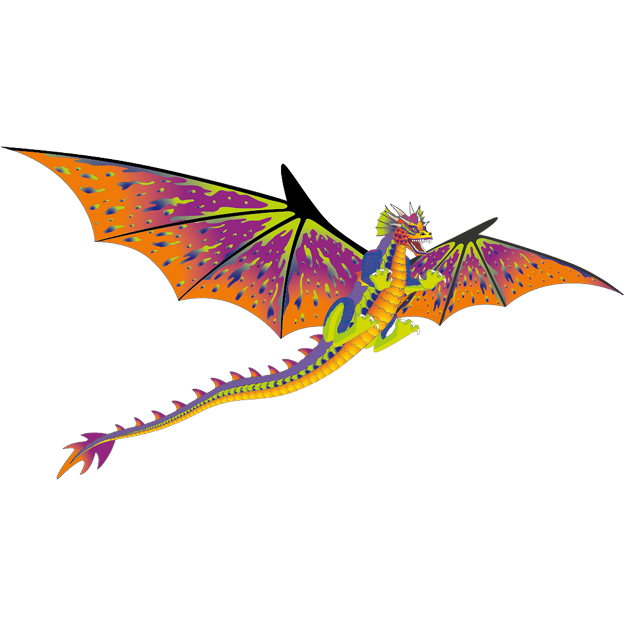 "121"" 3D SkyGiant Dragon Kite"