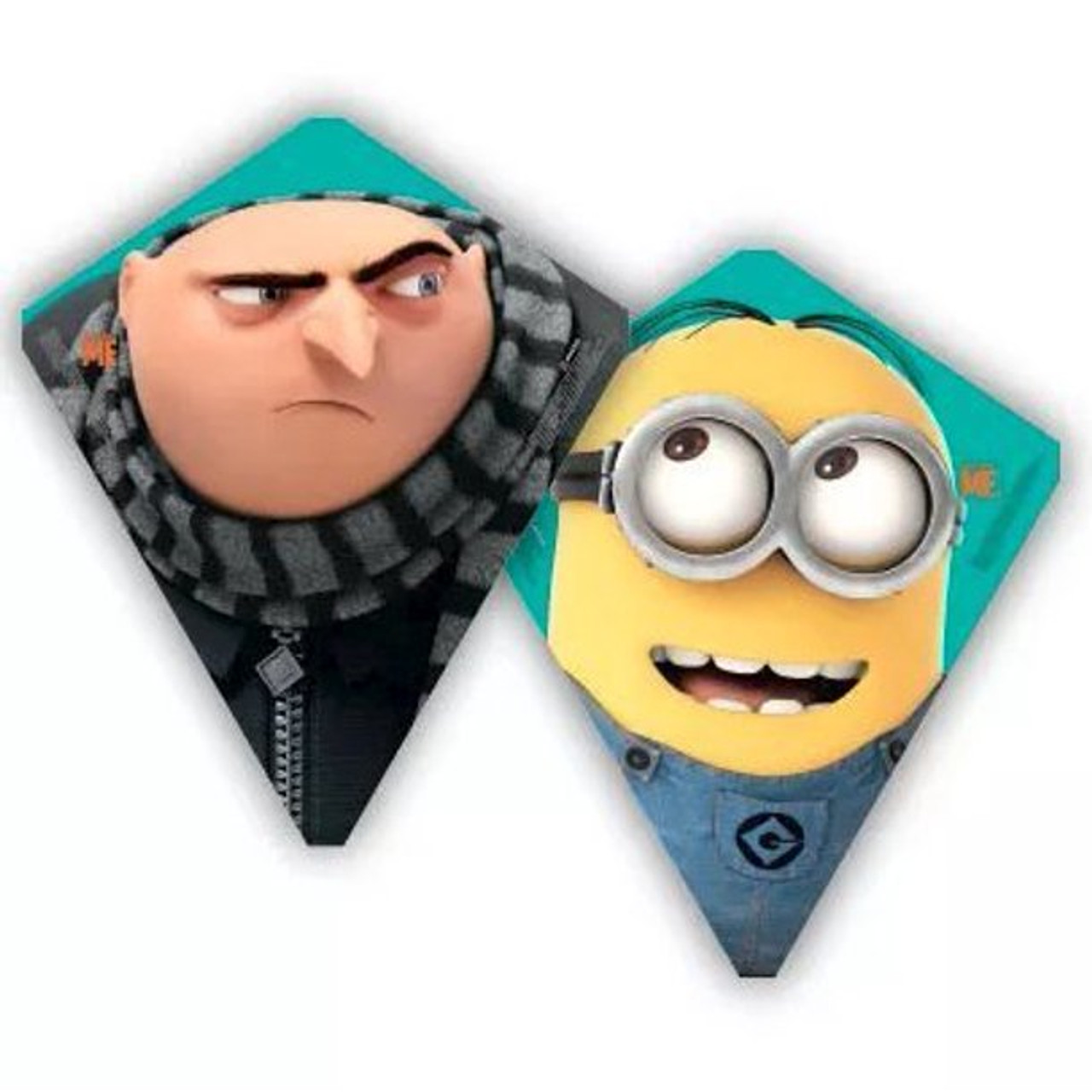 "30"" Minion Despicable Me Reversible Diamond Kite"