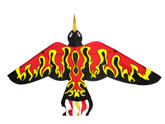"66"" Fire Bird Kite"