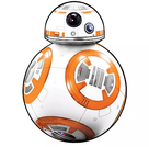 "27"" Star Wars Episode - BB 8 Kite"