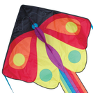 "46"" Butterfly Easy Flyer Delta Kite"