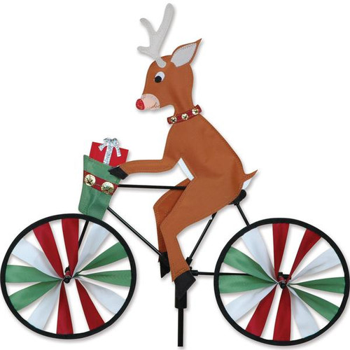 "20"" Reindeer Bike Spinner"