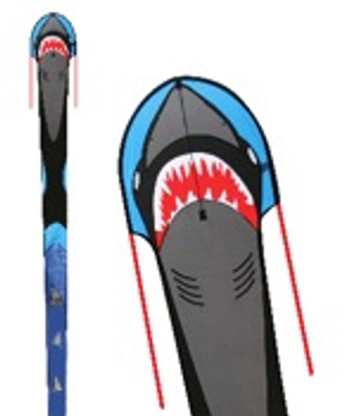 20' Shark Dragon Kite