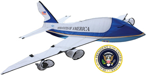 "51"" Presidential Air Force One Kite"