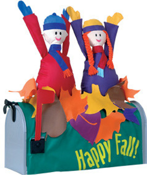 Mailbox Cover - Happy Fall