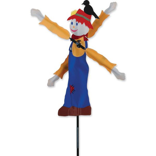 20 In. Scarecrow Whirligig