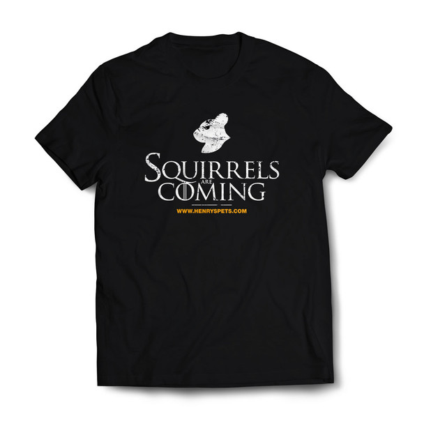 Squirrels are Coming T-Shirt