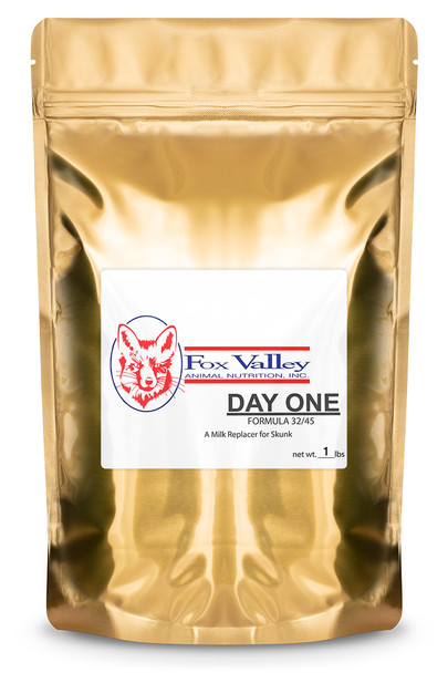 Fox Valley Day-One Formula 32/45 for Skunks