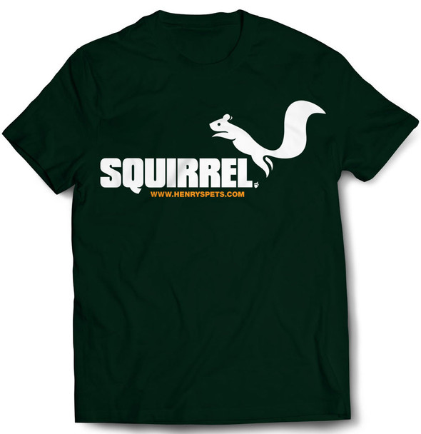 Leaping Squirrel T-Shirt