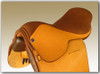 American Style Buffalo Seat Polo Saddle