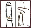 Complete  Polo Gag Bridle