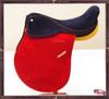 Custom Colors Polo Suede Saddle