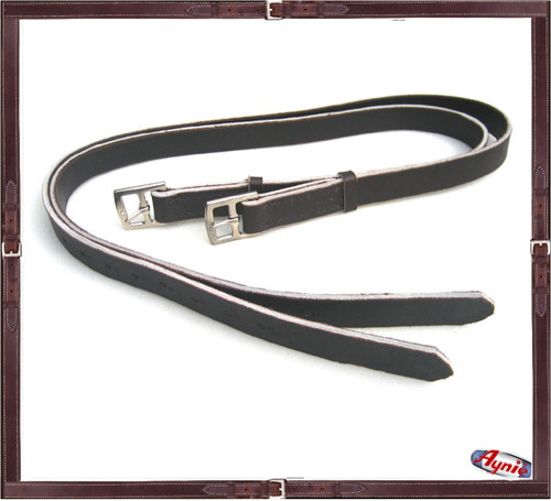 Buffalo Stirrup Leathers