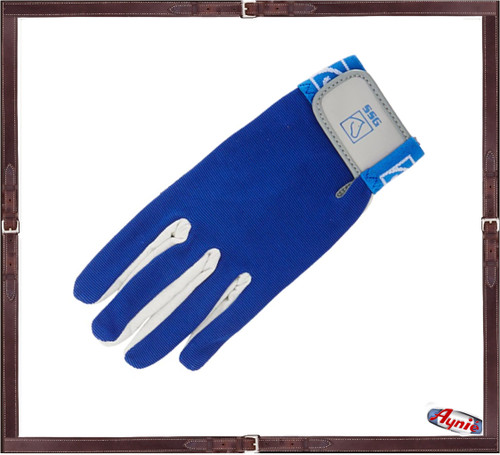 Fargo Trading SSG Suede Palm Team  Polo Glove