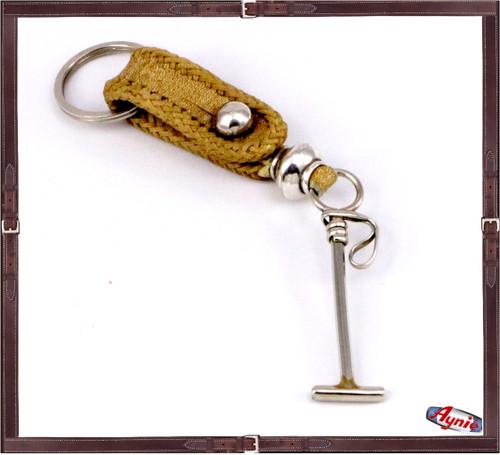 Polo Mallet Key Chain