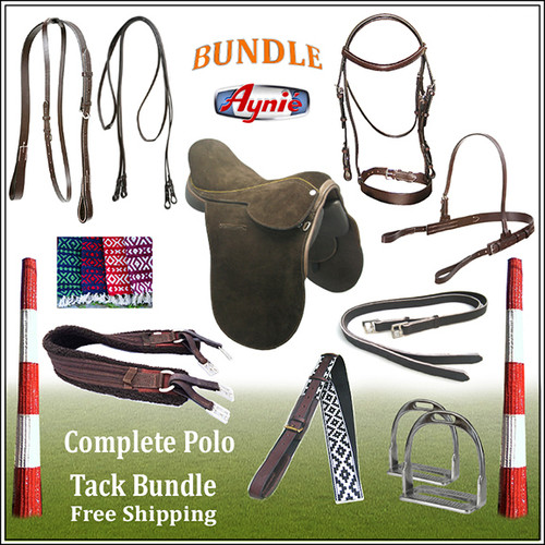Complete Polo Tack Bundle