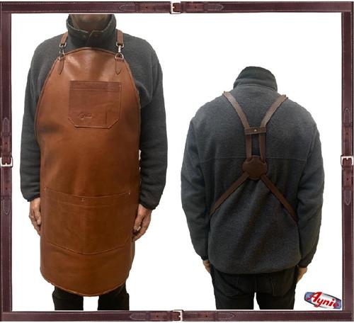 Leather Groomer Apron