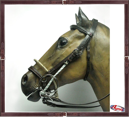 Complete Gag Bridle ¨EXTRA COMFORT¨