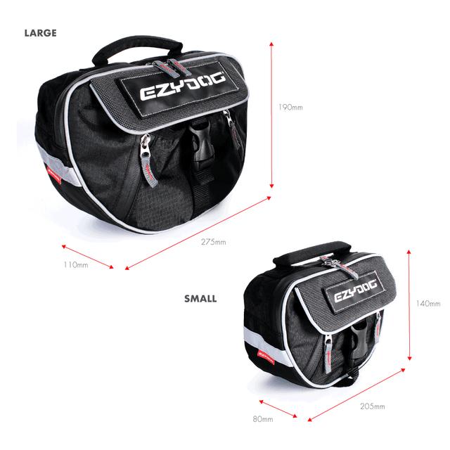 Saddle Bag Dimensions