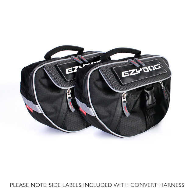 Large Saddle Bags (Fits L, XL and 2XL Convert Harnesses)