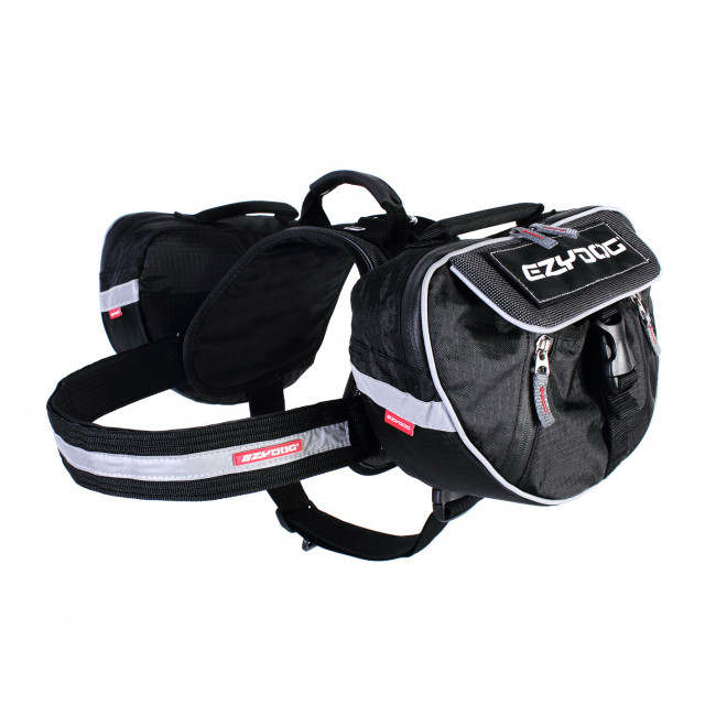 Convert with Saddle Bags