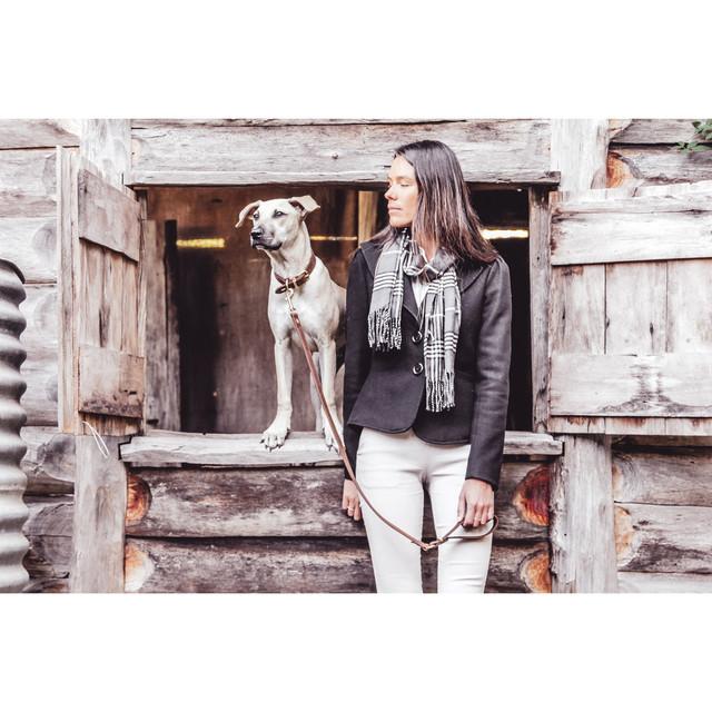 Leather Dog Lead Australia