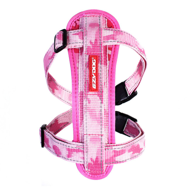 Chest Plate - Pink Camo