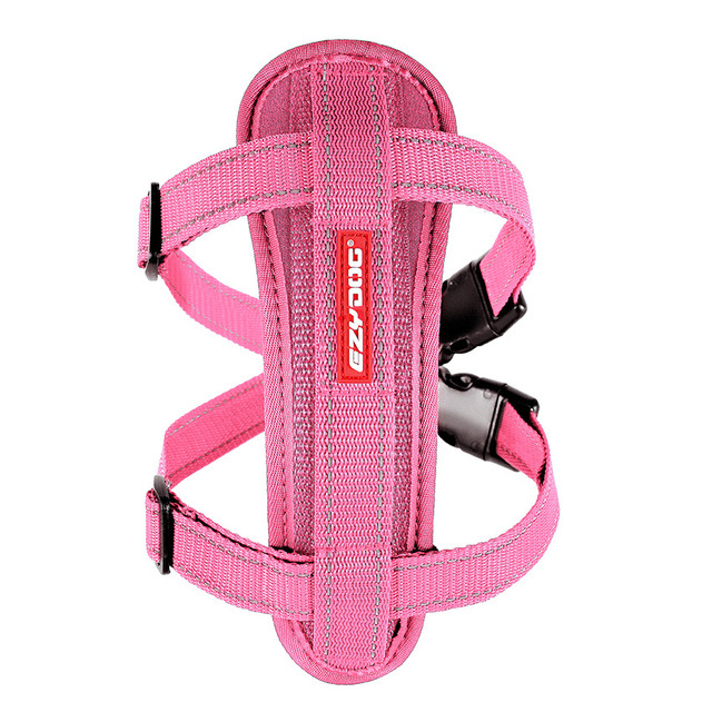 Chest Plate Harness - Pink