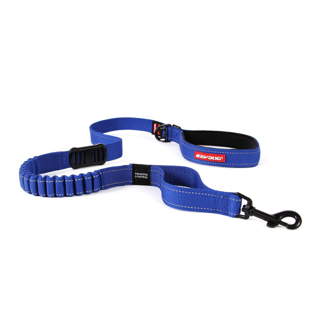 Zero Shock Leash 48 - Blue