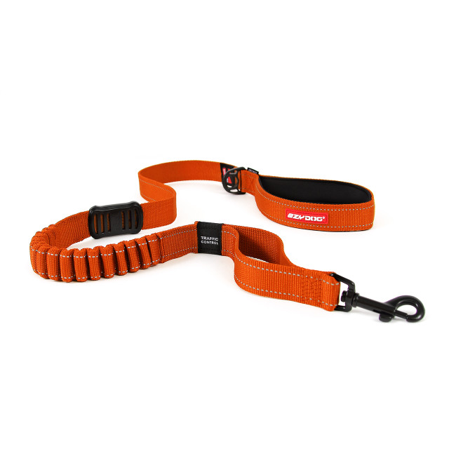 Zero Shock Leash 48 - Orange
