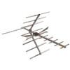DigiTenna® DT-FAMP20-2 Fringe Antenna w/ Embedded Amplifier & Extra Input VHF Hi-Band/UHF, 0-65+ Miles