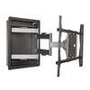 "Royal Mounts™ In-Wall Articulating Mount for 32""-60"" Displays (Black)"