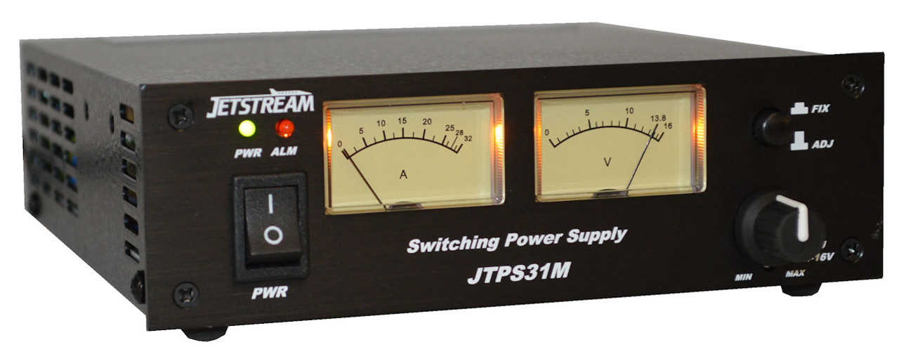 Jetstream JTPS31MB2 30 Amp Power Supply - OUT OF STOCK