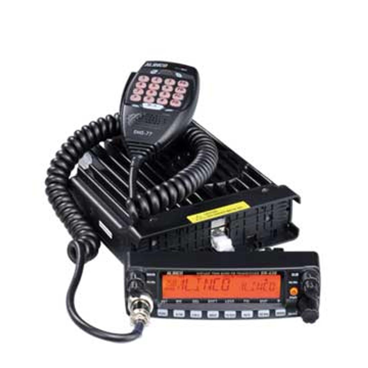 Alinco DR-638T Dual Band FM Mobile