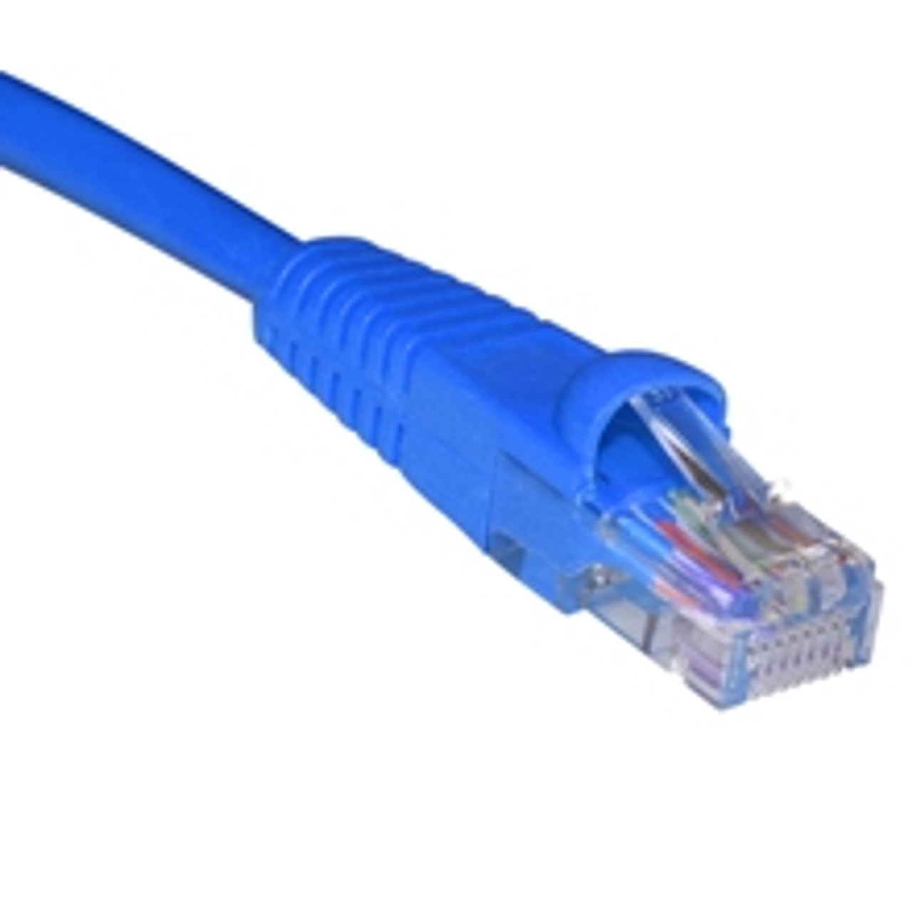 Cat6 Ethernet Patch Cable, 1ft (Blue)