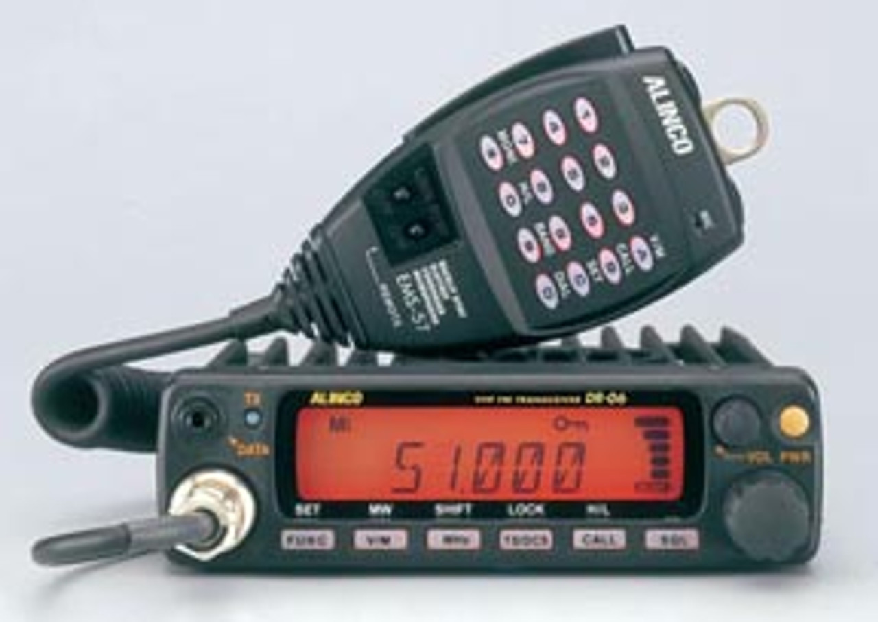 Alinco DR-06T 6 Meter FM Mobile - OUT OF STOCK