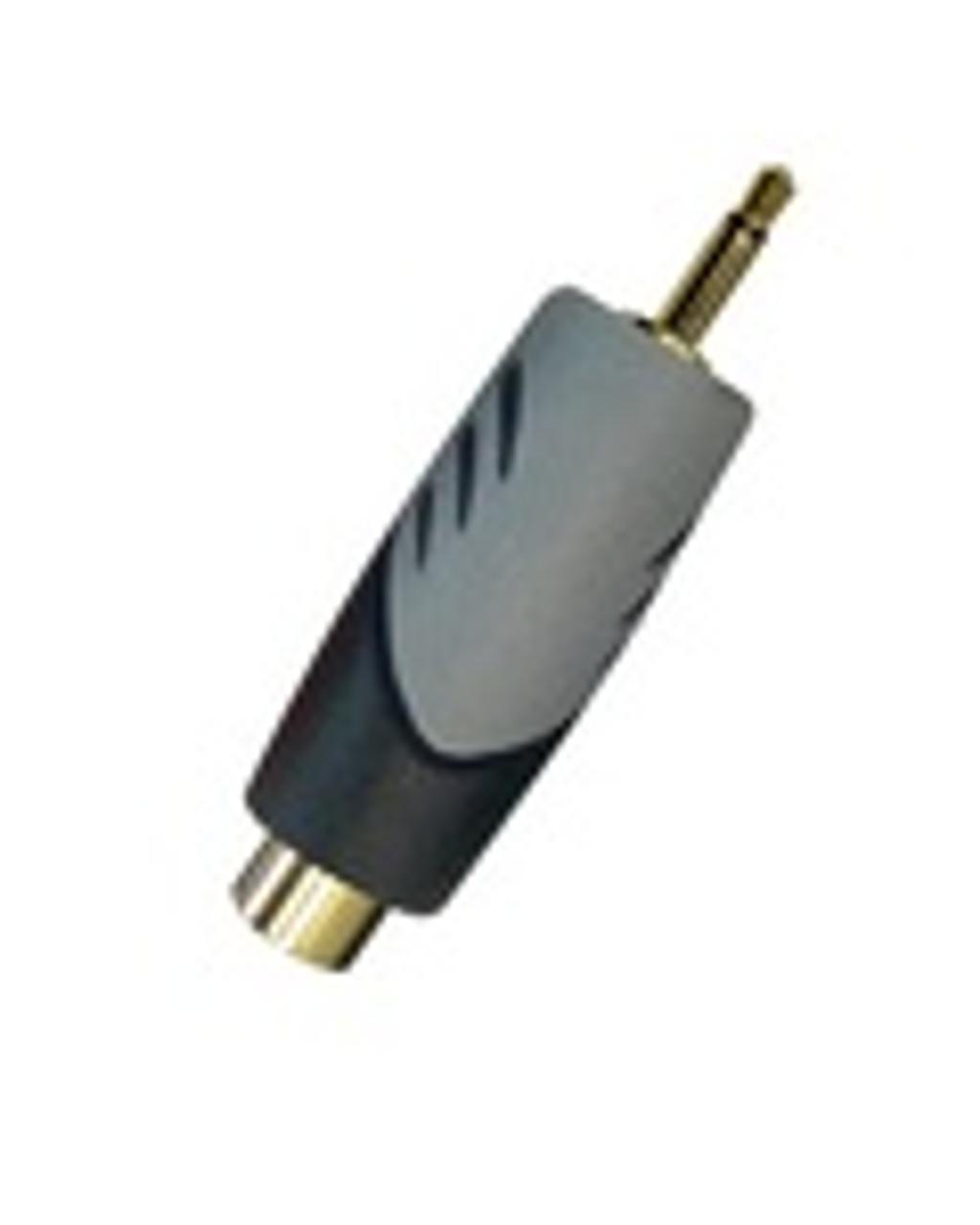 "RCA Jack to 1/8"" (3.5MM) Mono Plug"