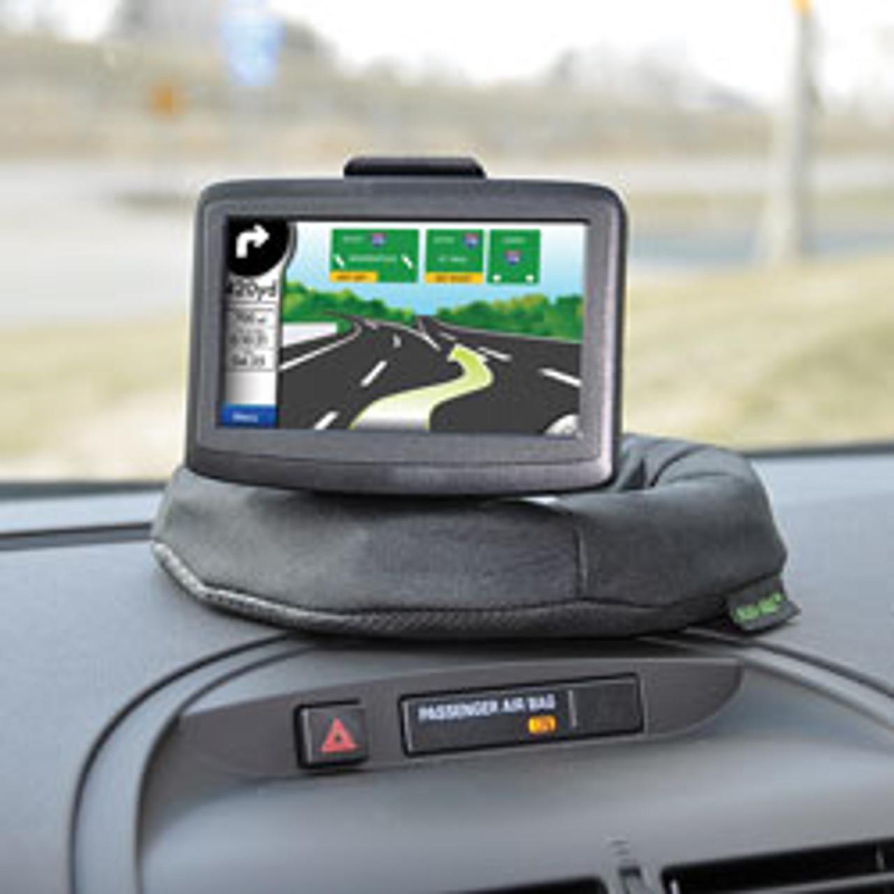 Bracketron - GPS Nav-Pack Weighted Portable Dash Mount
