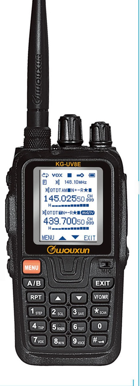 Wouxun KG-UV8E Tri-Bander - OUT OF STOCK