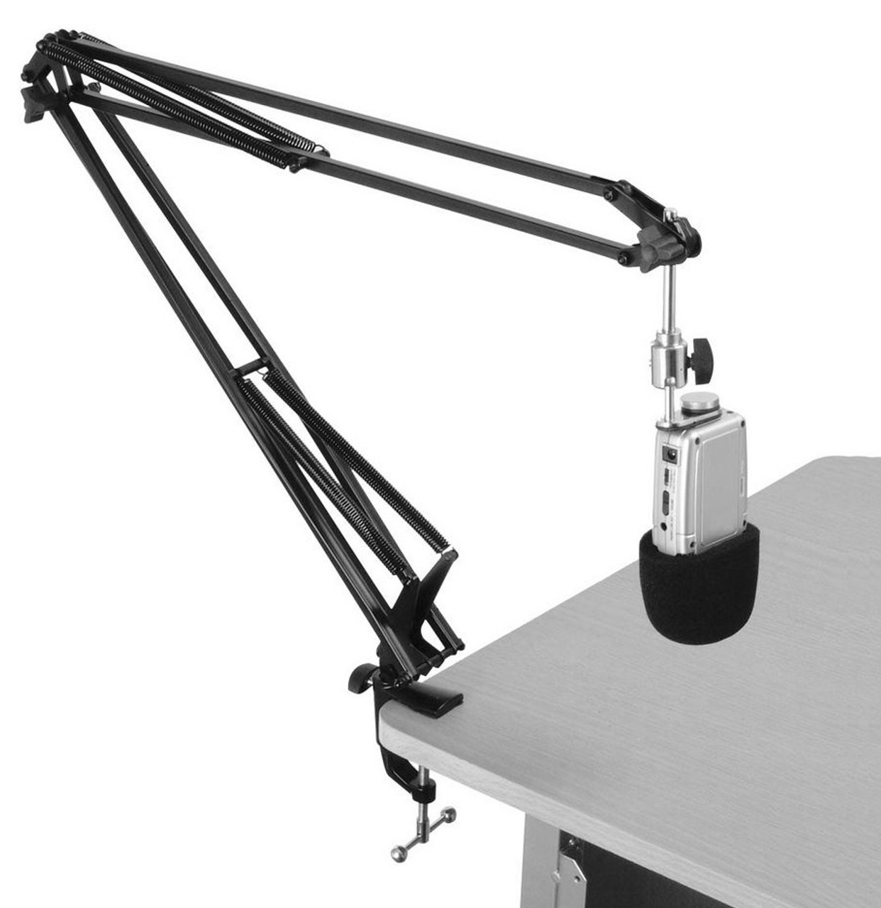 On-Stage Broadcast/Webcast Boom Arm w/XLR Cable  - SPECIAL