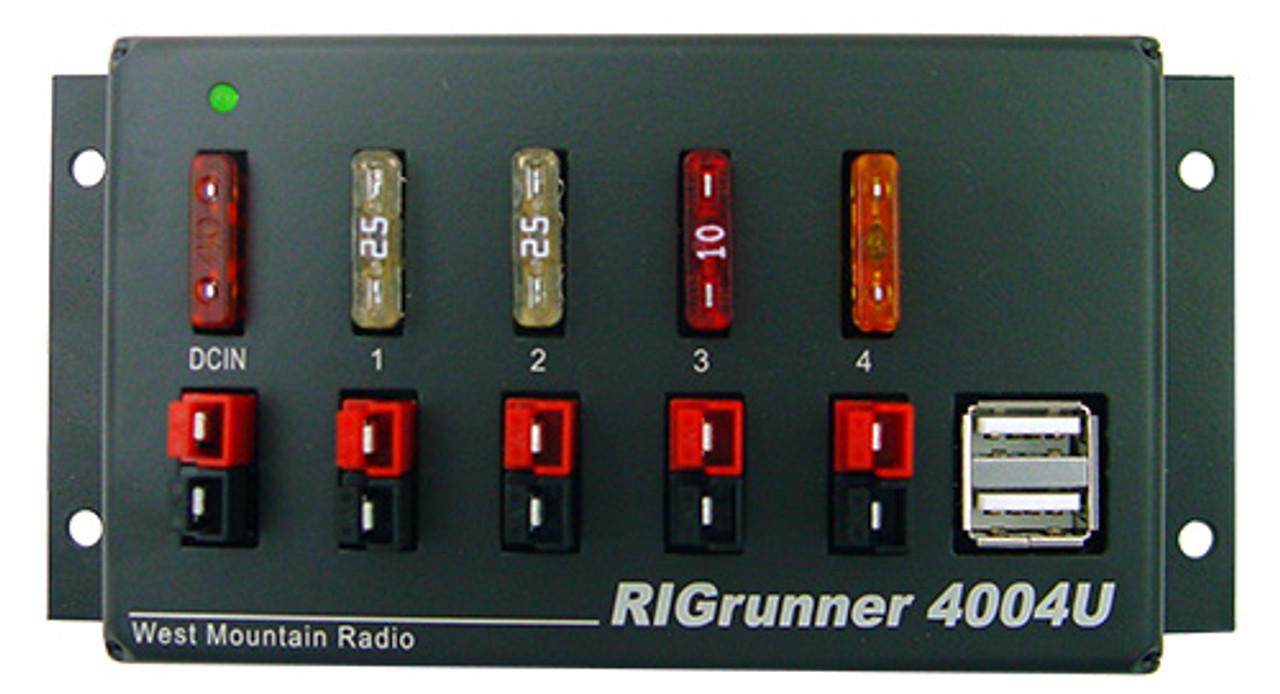 RIGrunner 4004 USB Complete