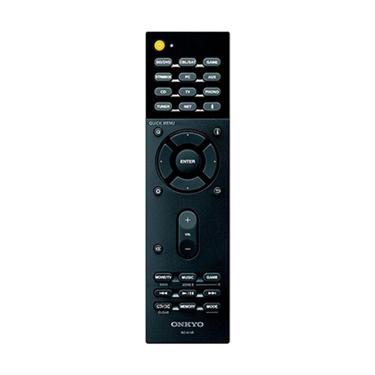 Onkyo® TX-RZ720 7.2-Channel THX Certified Network A/V Receiver