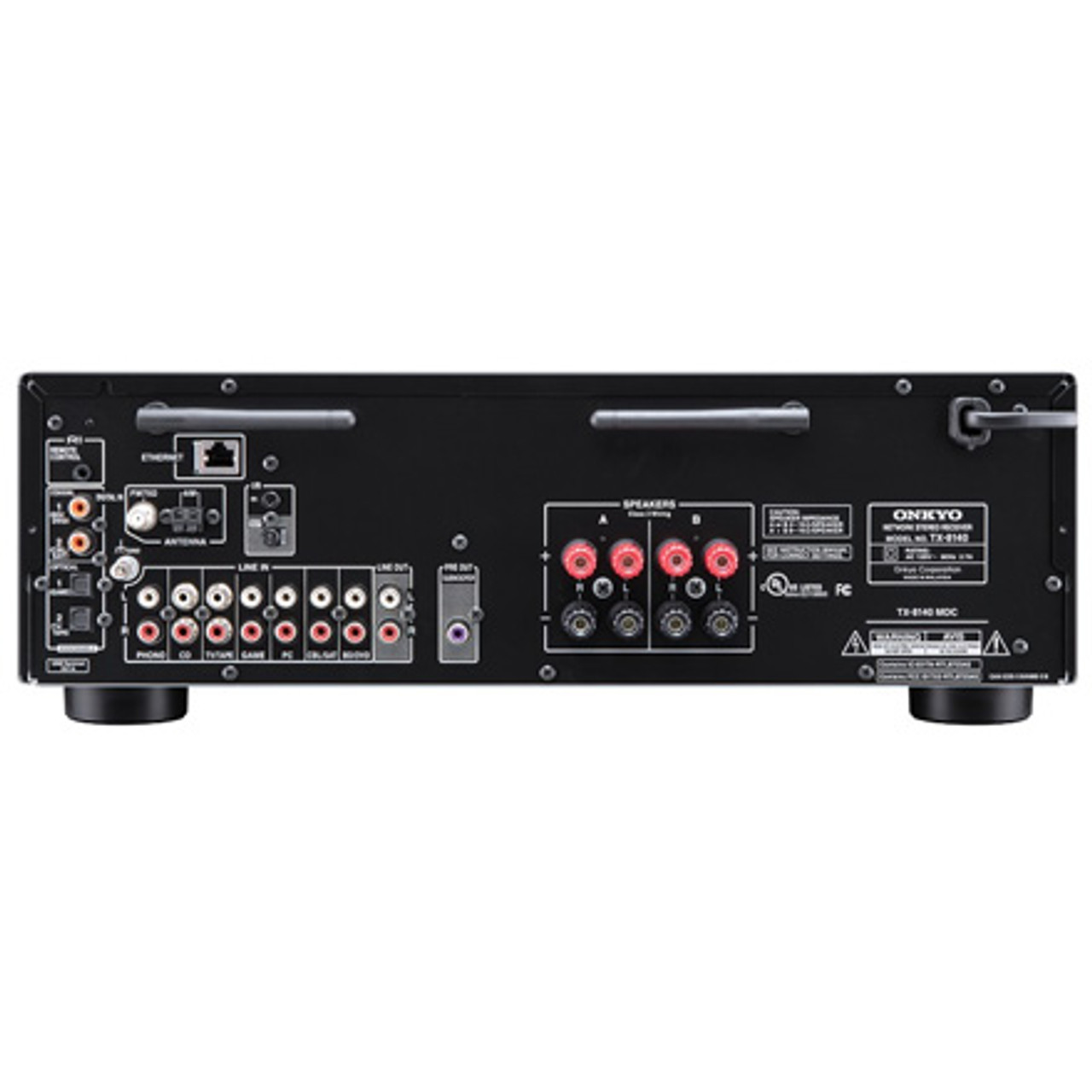 Onkyo® TX-8270 2-Channel Network Stereo Receiver with Built-In Bluetooth & Wi-Fi
