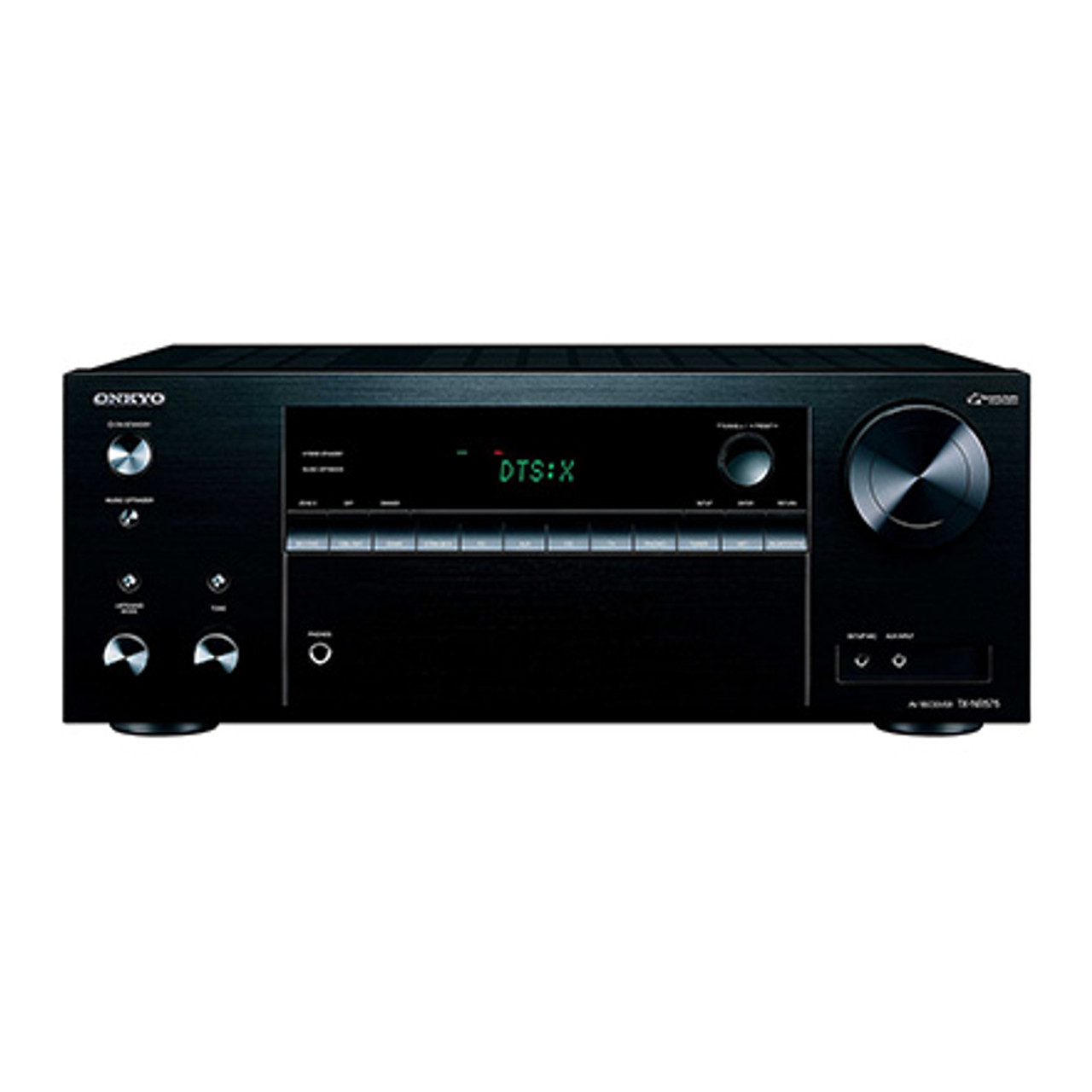 Onkyo® TX-SR575 7.2-Channel Network A/V Receiver with ATMOS, TrueHD, and DD Plus