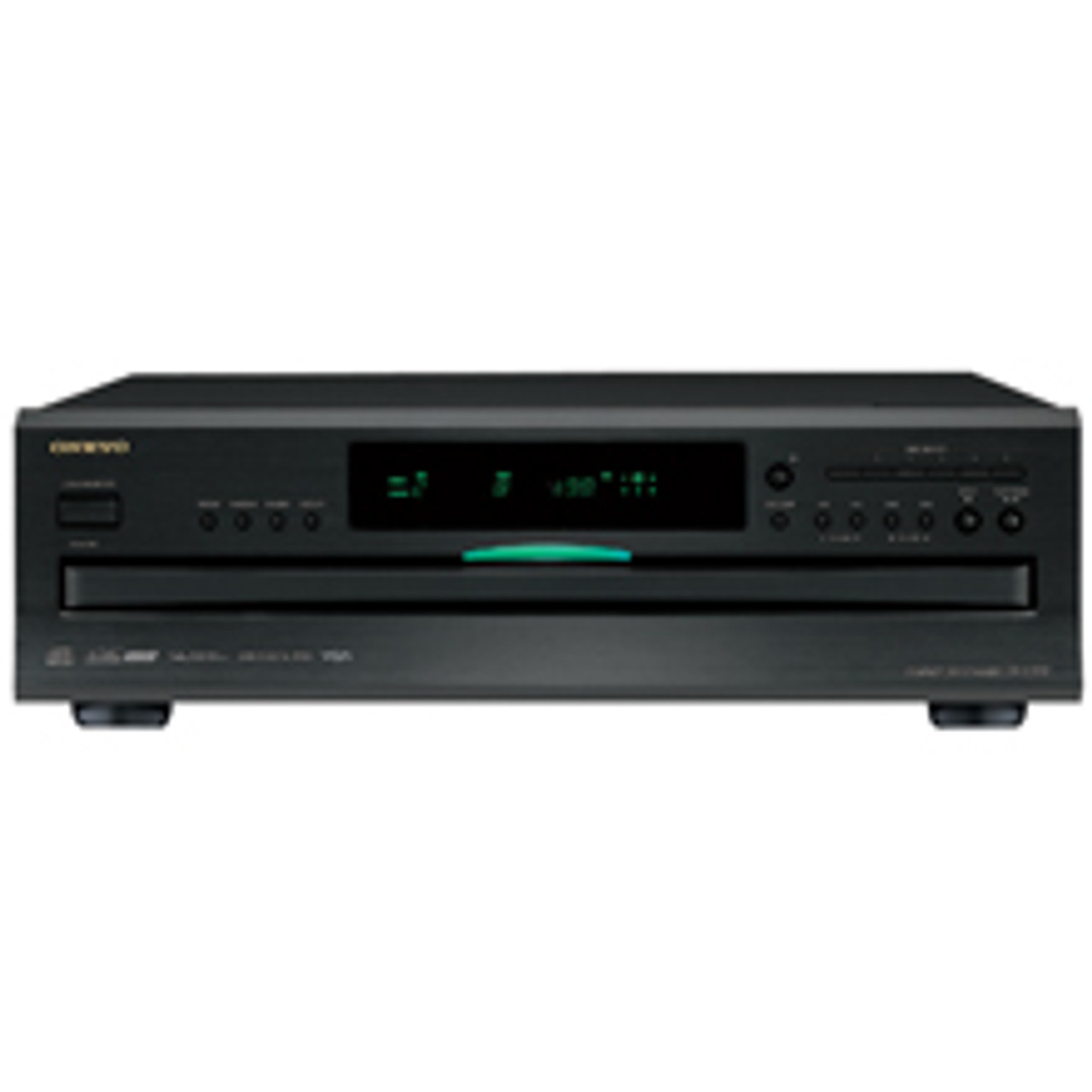 Onkyo® DX-C390 6-Disc Carousel Changer CD Player