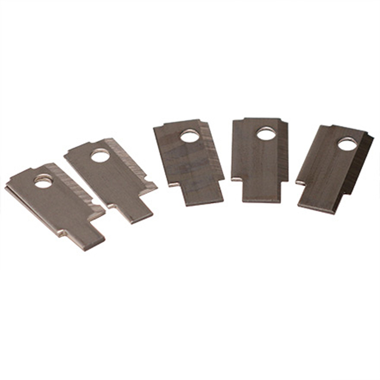 InstallMates™ Coax Cable Rotary Stripper - Replacement Blades - 6 Pack