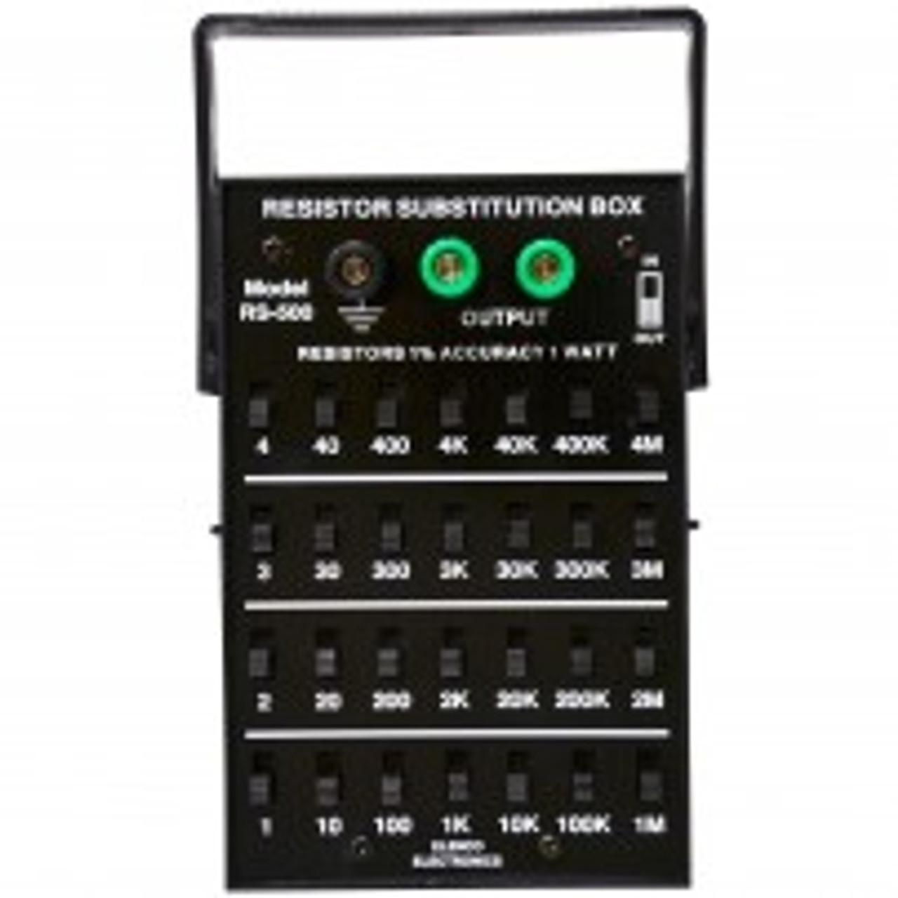 Elenco 1 Watt Resistor Substitution Box
